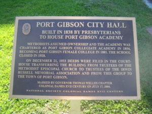Port Gibson City Hall