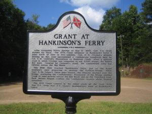 Grant at Hankinson's Ferry