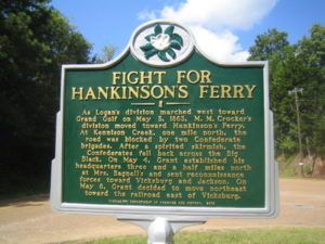 Fight for Hankinson's Ferry