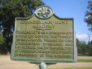 Chamberlain-Hunt Academy