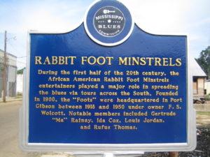 Rabbit Foot Minstrels