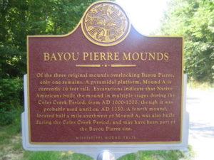 Bayou Pierre Mounds