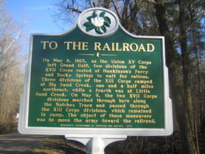To the Railroad