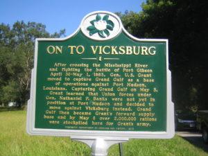 On to Vicksburg