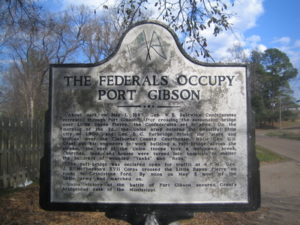 The Federals Occupy Port Gibson