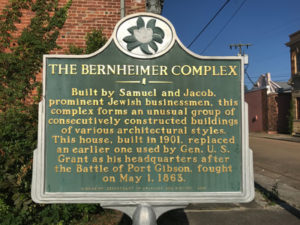 The Bernheimer Complex