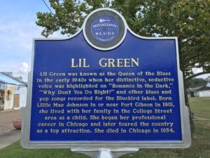Lil Green