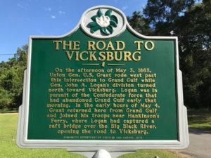 The Road to Vicksburg