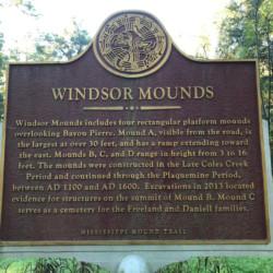 Windsor Mounds